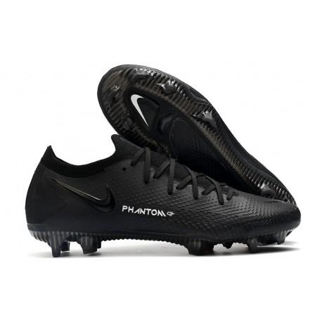 Men Nike Phantom GT Elite FG 2021 Cleat Black