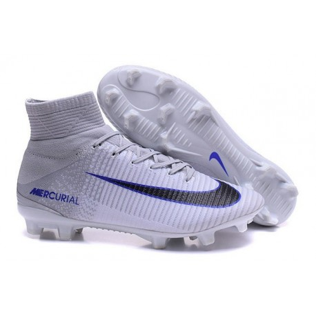c16f6ce73 Top Nike Mercurial Superfly 5 FG ACC Football Boots White Black