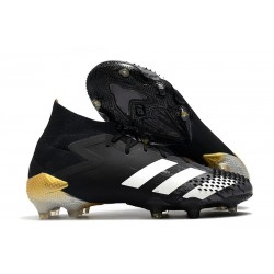 adidas Predator Mutator 20.1 FG Core Black White Gold Metallic