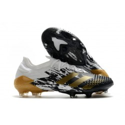 adidas Predator Mutator 20.1 Low FG Inflight - White Gold Core Black