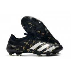adidas Predator Mutator 20.1 Low FG Paul Pogba Shadowbeast -Black Grey