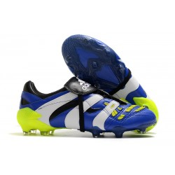Adidas Predator Archive Limited Edition FG Boots Blue White Yellow