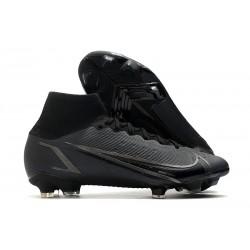 Nike Mercurial Superfly 8 Elite FG Boots Core Black