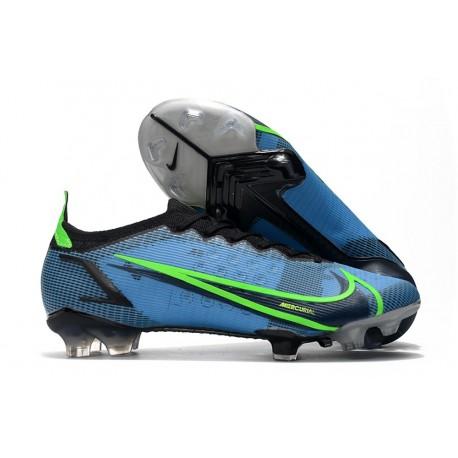 Nike Mercurial Vapor XIV Elite FG Blue Black Green