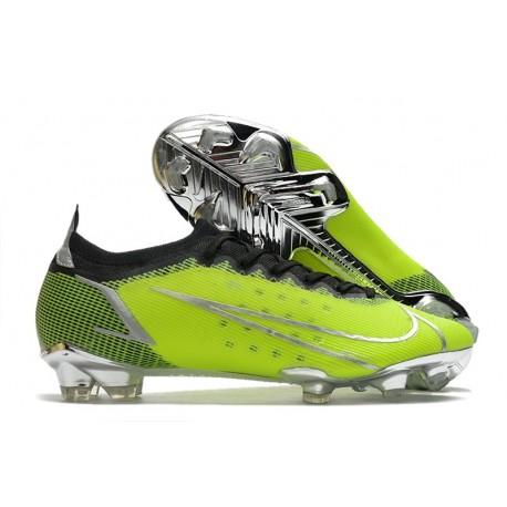Nike Mercurial Vapor XIV Elite FG Green Silver