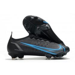Nike Mercurial Vapor 14 Elite FG Cleats Black Iron Grey