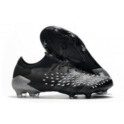 adidas Predator Freak.1 Low FG Superstealth - Core Black Grey Four White