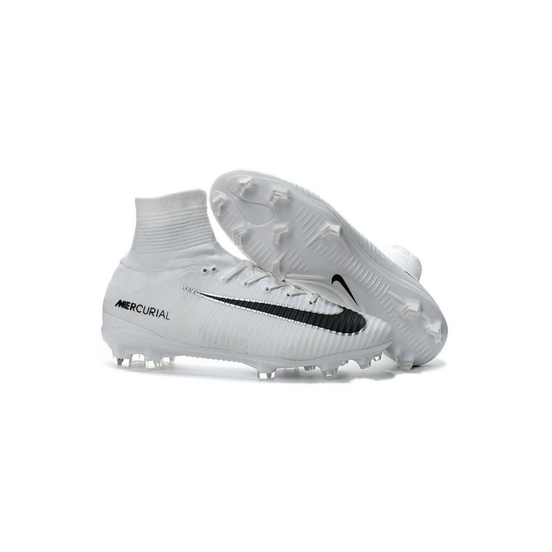 finest selection 012ed 5b1b2 News Nike Mercurial Superfly V FG ACC Cleat White Black Maximize. Previous.  Next