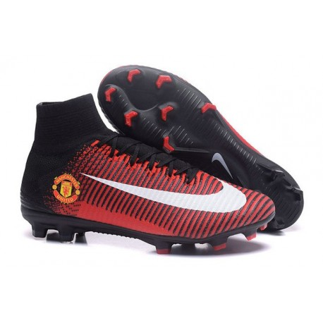 Nike Mercurial Superfly 5 FG - Manchester United Football Club - Red