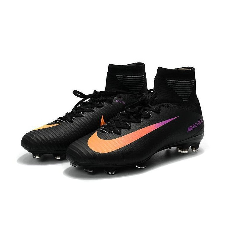 873f32449 ... wholesale new 2017 nike mercurial superfly v fg cleats black orange  maximize. previous. next
