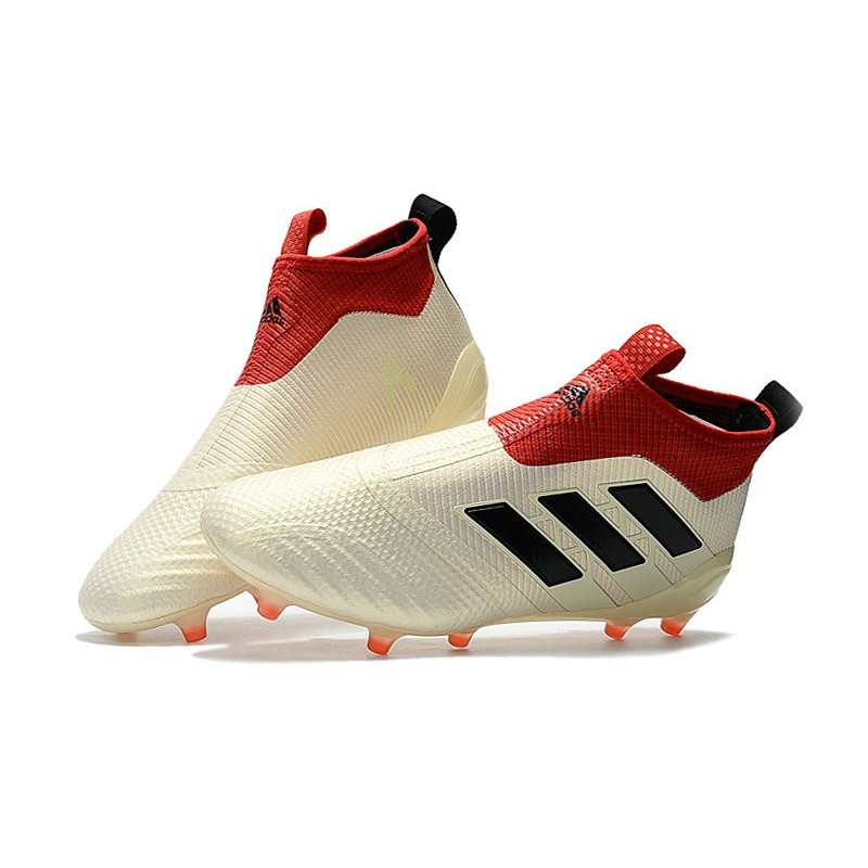 timeless design c1937 44449 New 2017 adidas ACE 17+ Purecontrol Laceless FG Cleat ...