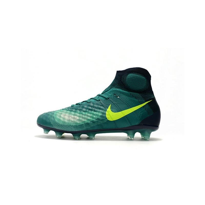 03d668ba8d6 Nike Top Magista Obra 2 FG ACC Soccer Cleats Rio Volt Obsidian Jade