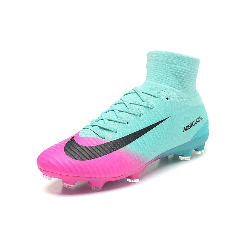 912535467 ... cheap soccer boots 2017 nike mercurial superfly 5 fg blue pink black  maximize. previous.