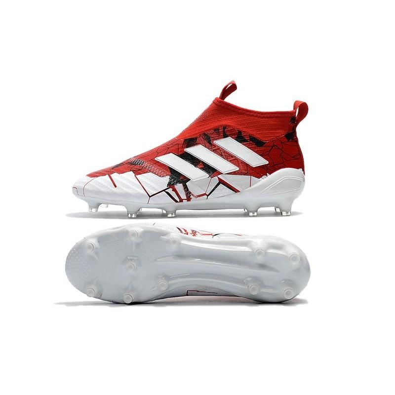 79c9099e69300 adidas ACE New ACE 17+ Purecontrol FG Rojo Football Boots Purecontrol Rojo  Blanco a4c1473 - niajt.pw
