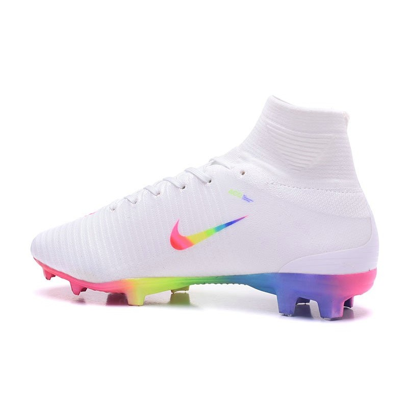 3117d993f ... authentic nike mercurial superfly 5 fg new soccer boots white colorful  maximize. previous. next