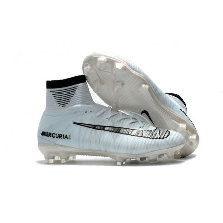 promo code 681ba d7601 Nike Mercurial Superfly 5 CR7 FG Crsitano Ronaldo Boots Whit