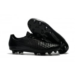 New Nike Magista Opus II FG Soccer Cleat Full Black