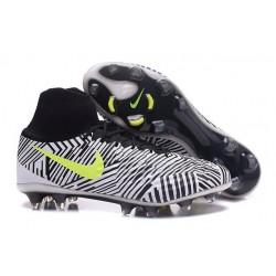 Nike Magista Obra II FG News Soccer Boot Zebra Volt
