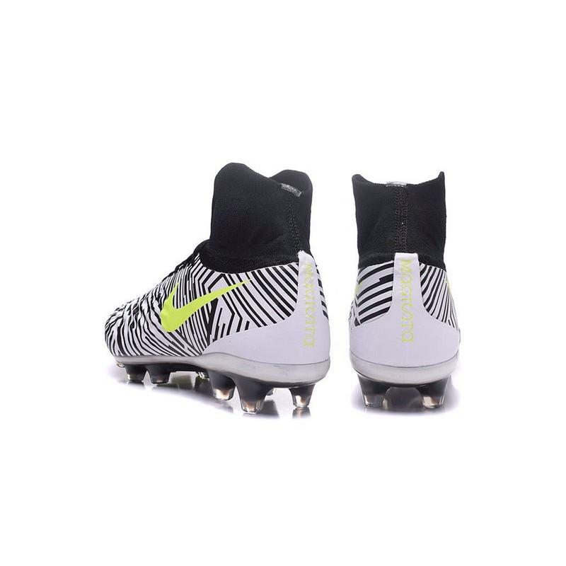 05f5c02e0 Nike Magista Obra II FG News Soccer Boot Zebra Volt