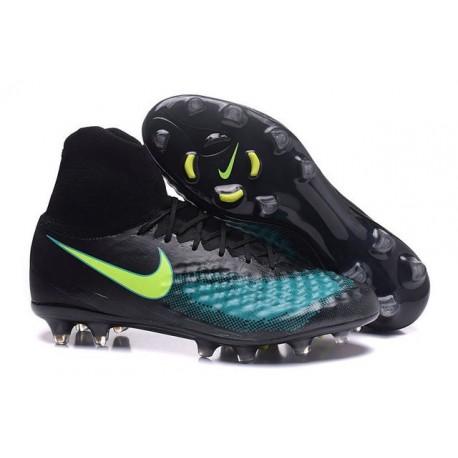 Nike Magista Obra II FG News Soccer Boot Black Jade