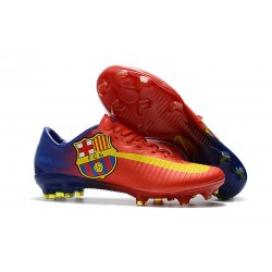 Nike Mercurial Vapor XI FG Firm Ground Barcelona Soccer Cleat -