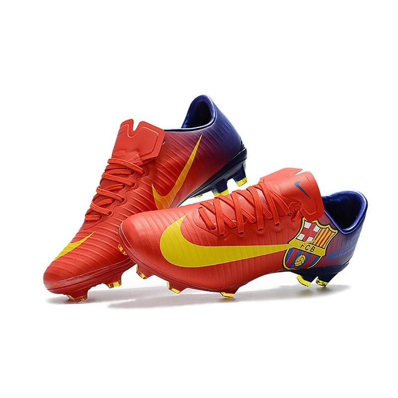 37f92ce7578 Nike Mercurial Vapor XI FG Firm Ground Barcelona Soccer Cleat - Maximize.  Previous. Next