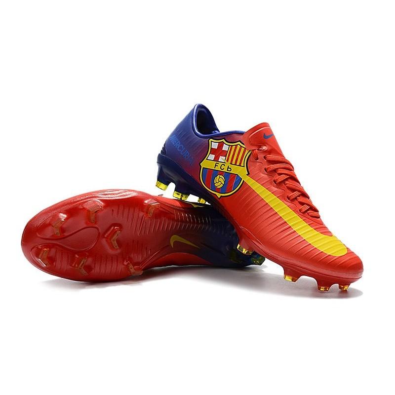 the latest c6065 68cb6 Nike Mercurial Vapor XI FG Firm Ground Barcelona Soccer Cleat - Maximize.  Previous. Next