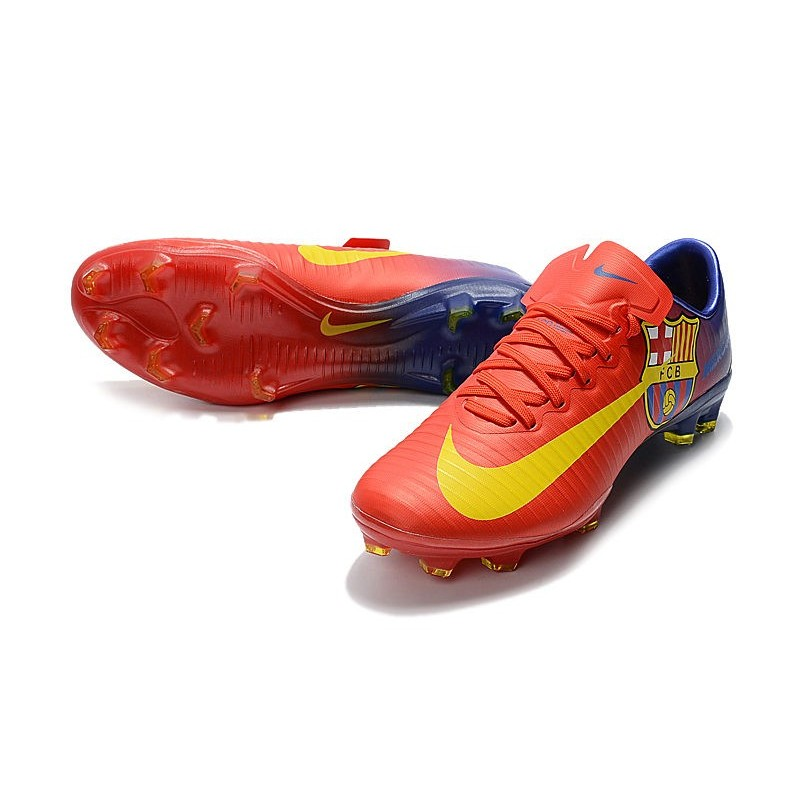 9d2f305654647 Nike Mercurial Vapor XI FG Firm Ground Barcelona Soccer Cleat - Maximize.  Previous. Next