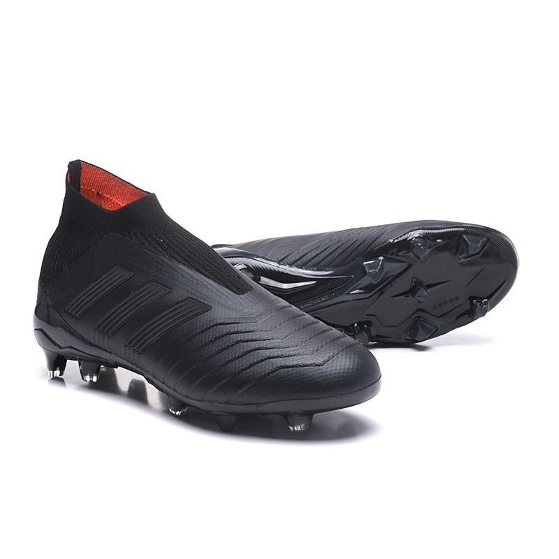 best service f0b99 7a17f ... discount code for adidas mens predator 18 fg soccer boots full black  0ce94 06cbb