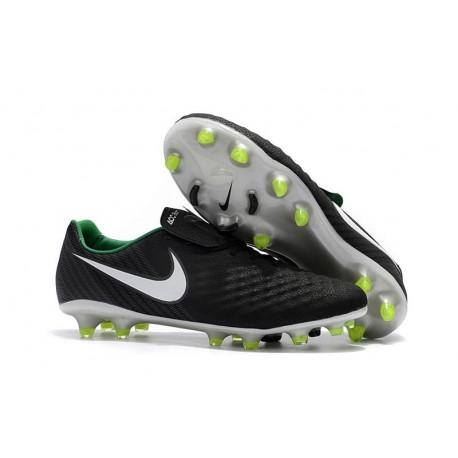 News Nike Magista Opus 2 FG ACC Football Boots Black White
