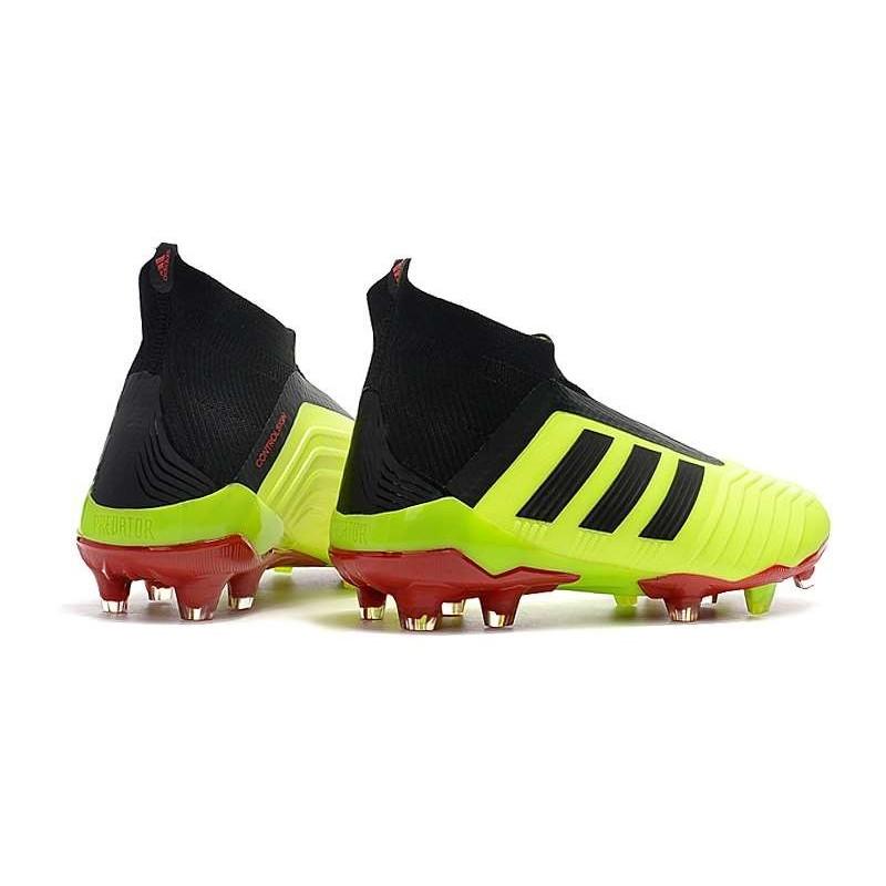 new concept 9fee3 a7ac9 ... botasdefutbolbaratasSalida botasdefutbolbaratasSalida 54ff96. Source  ... wholesale adidas mens predator 18 fg soccer boots fluo red black 251de  1744f .