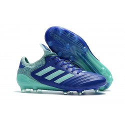 adidas Men's Copa 18.1 FG Soccer Cleats Blue