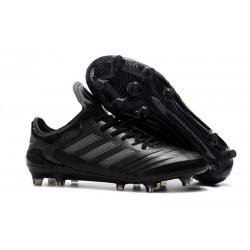 adidas Men's Copa 18.1 FG Soccer Cleats All Black