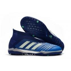 adidas Predator Tango 18+ TR Boots Blue White