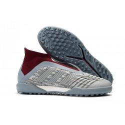 Pogba adidas Predator Tango 18+ TR Boots Iron Metallic