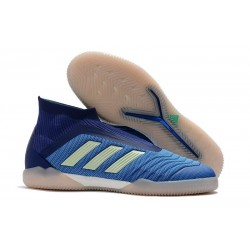 adidas PP Predator Tango 18+ IN Indoor Shoes - Blue White