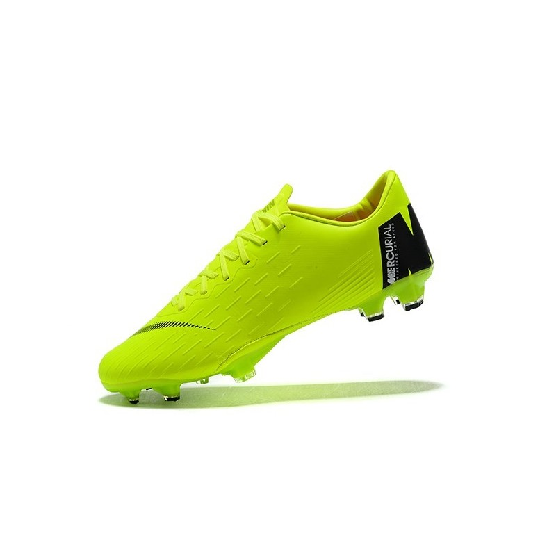 innovative design 382c3 aede9 New World Cup 2018 Nike Mercurial Vapor XII FG Cleats - Green Black  Maximize. Previous. Next