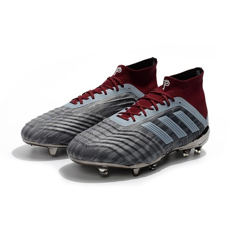 a few days away popular brand new appearance New 2018 Paul Pogba adidas PP Predator 18.1 FG Iron Metallic