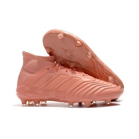 41ae1a8cc39 New World Cup 2018 adidas Predator 18.1 FG Soccer Shoes Pink