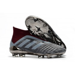 Paul Pogba 2018 adidas PP Predator 18+ FG Iron Metallic