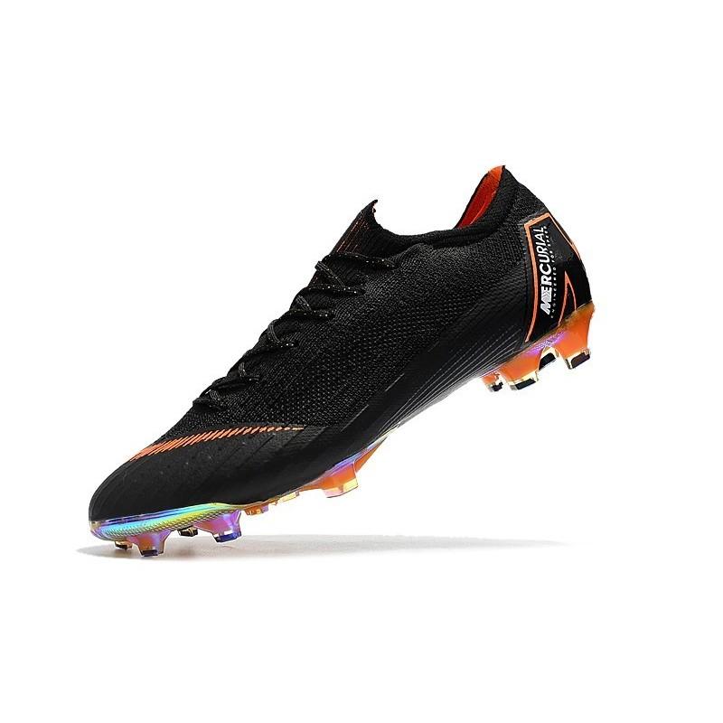 3b6b519fc91c ... fodboldstøvler 42e32 d8601  store new world cup 2018 nike mercurial  vapor vapor mercurial xii fg cleats sort orange 64677d