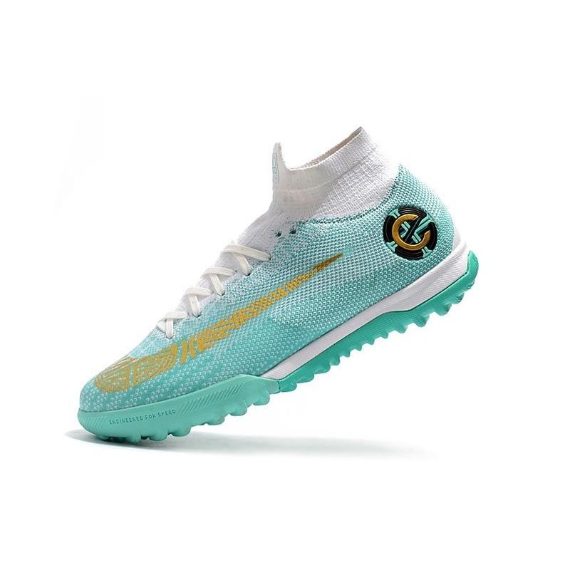 online store 6b38a 206a1 Nike MercurialX Superfly 360 Elite TF Ronaldo CR7 Shoes ...