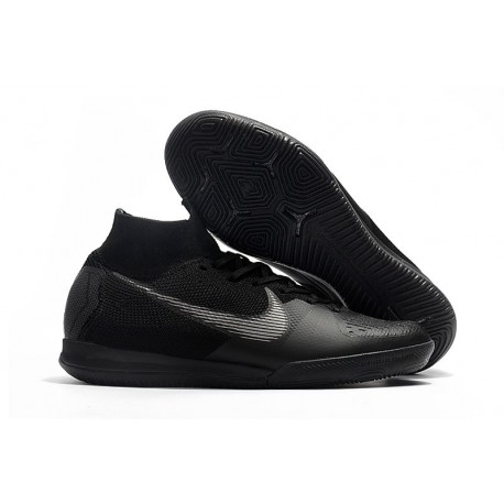 Nike Mercurial SuperflyX 6 Elite IC Futsal Black