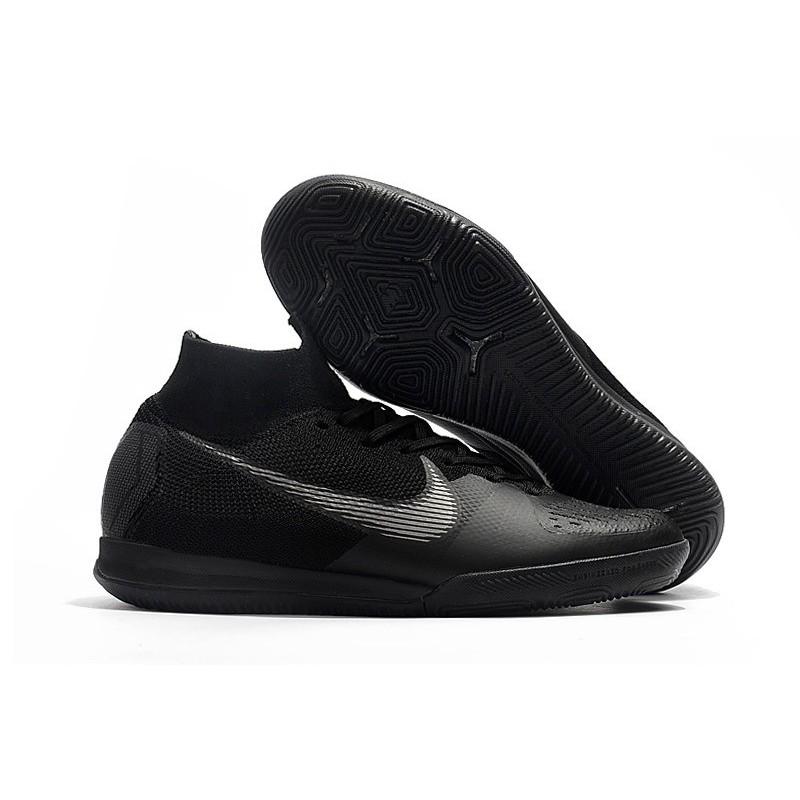 norte País de origen surco  Nike Mercurial SuperflyX 6 Elite IC Futsal Black