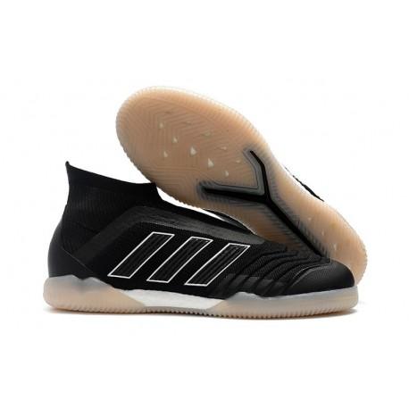 adidas PP Predator Tango 18+ IN Indoor Shoes - Black