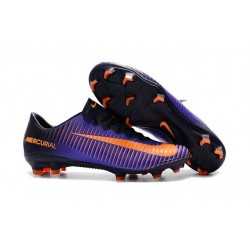 Nike Mercurial Vapor 11 FG ACC Mens Soccer Boots Purple Citrus Grape