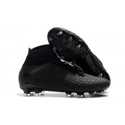 Nike Hypervenom Phantom III FG ACC Boot Black Silver