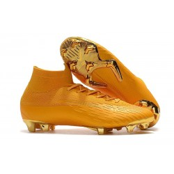 Nike Mercurial Superfly VI Elite Dynamic Fit FG - Gold