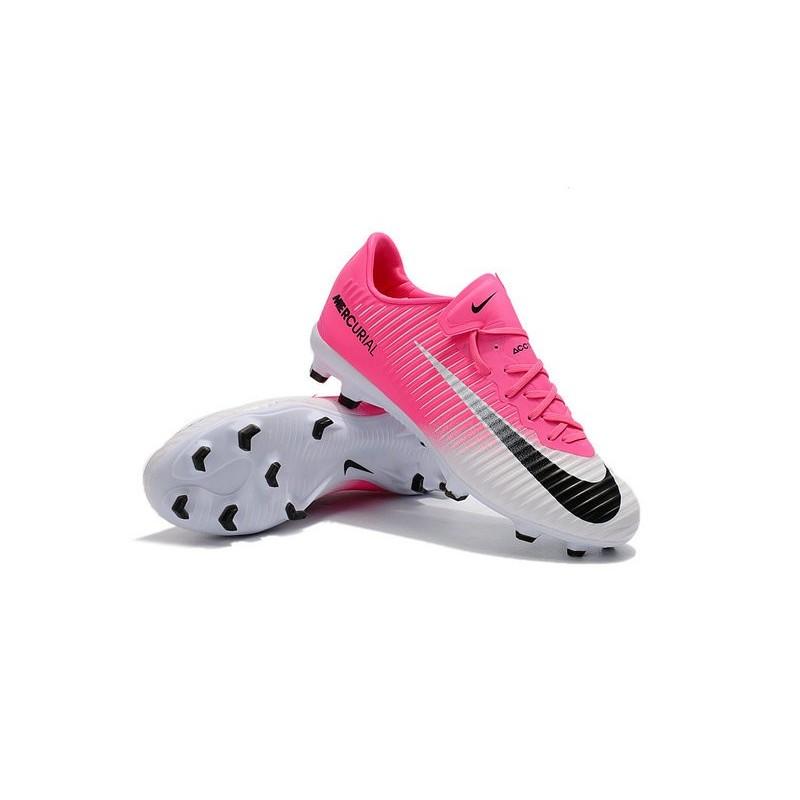 f65bdb484e6 ... buy nike mercurial vapor xi fg new soccer cleat pink white black 51034  731cb