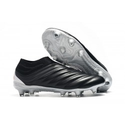 Adidas Copa 19+ FG New Mens Soccer Boots - Black Red